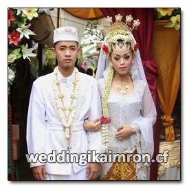 Pernikahan IKA & IMRON