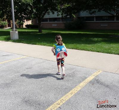 Preschool Zoe's Lunchbox