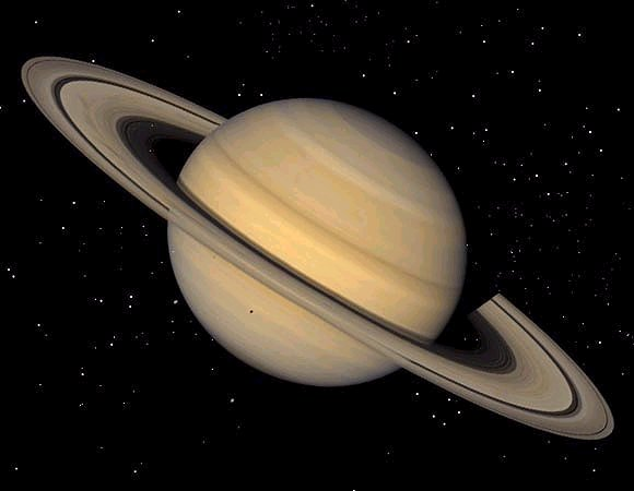 saturn Origin of Saturns moons explained