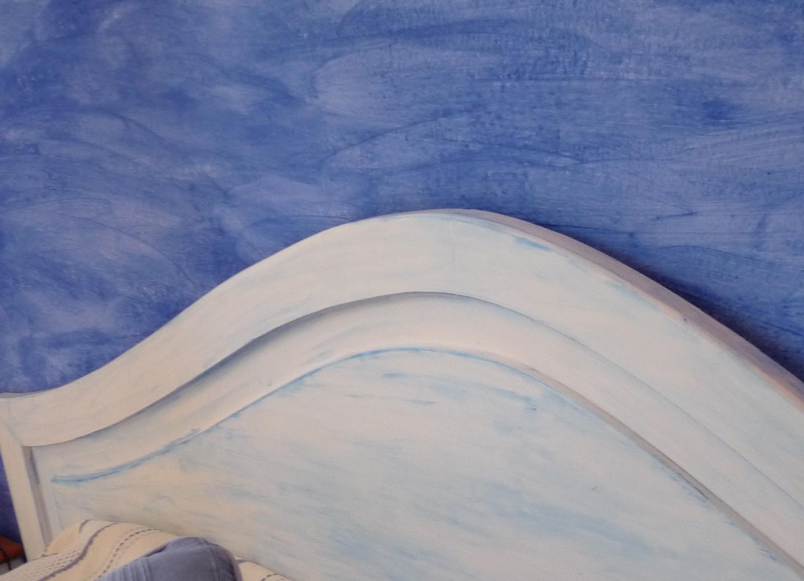 Paqui mnk dormitorio actualizado - Pintura satinada blanca ...