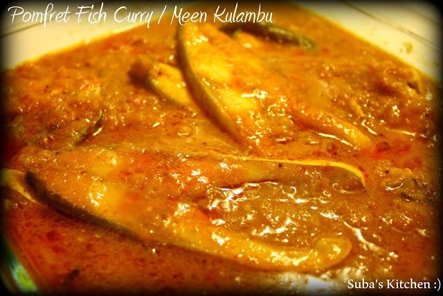 Nagapattinam Meen Kuzhambu
