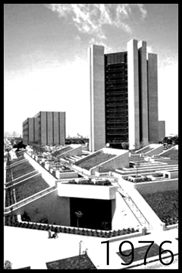 1970s City Hall Building