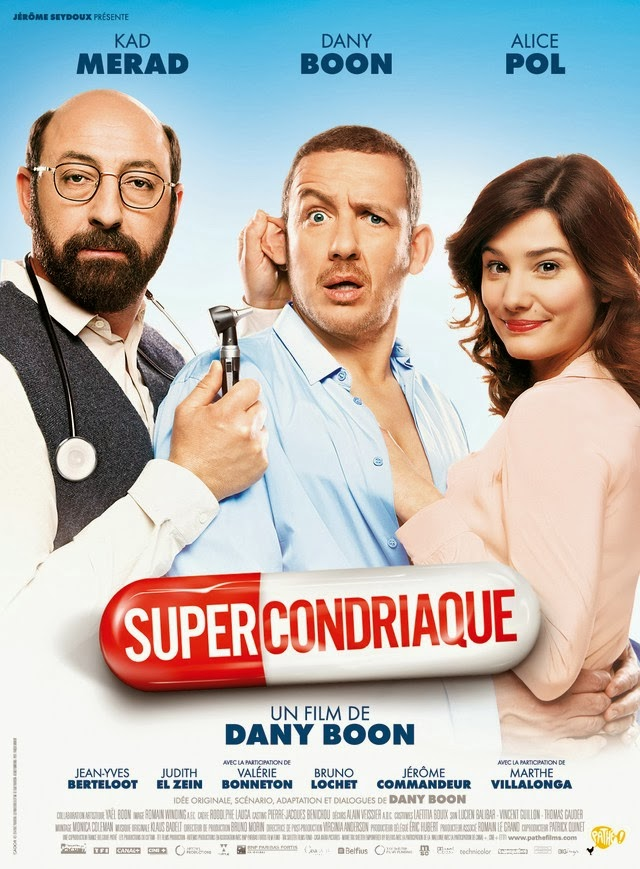 Supercondriaque film streaming