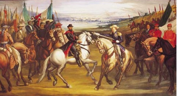 Proclama Del Gral Mariano Escobedo A Sus Soldados 15 De Mayo De 1867