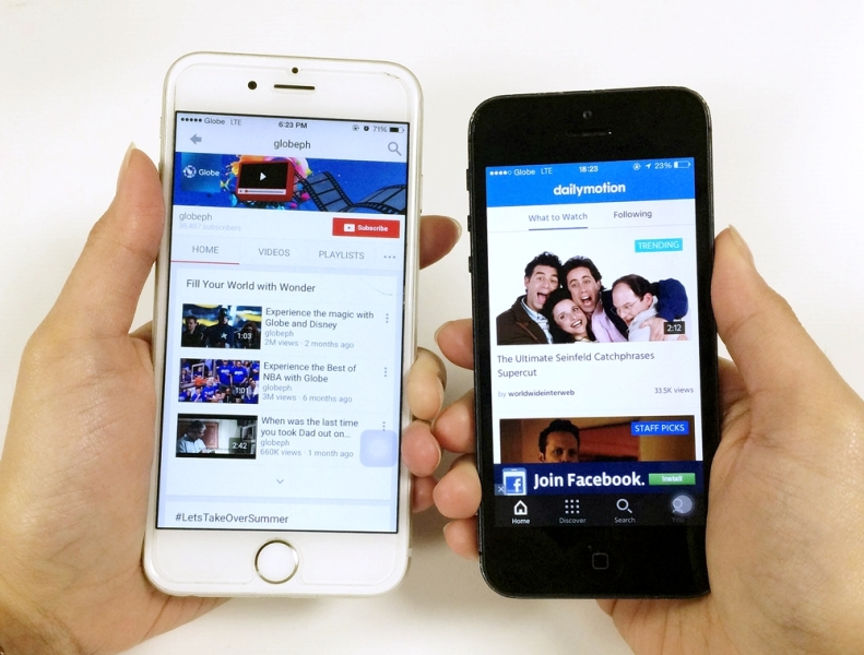 Globe YouTube and Dailymotion Video Bundle