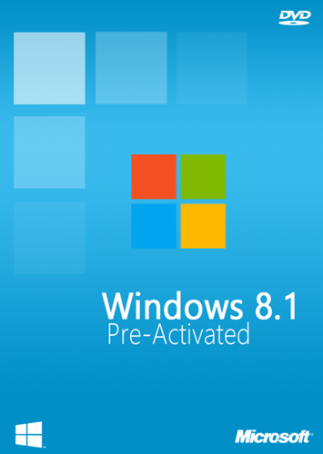 Windows 8.1 AIO 20-in-1 32bit Activated 2014 osmediafire