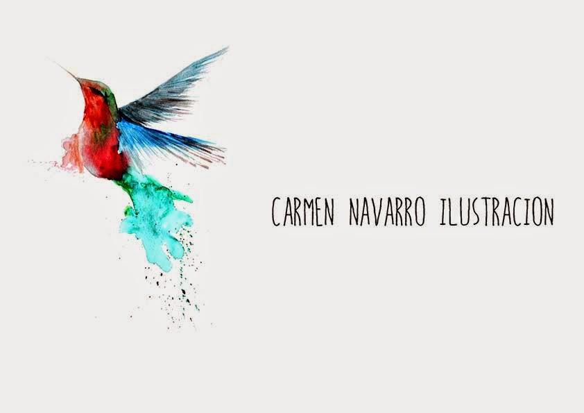 Carmen Navarro Ilustracion