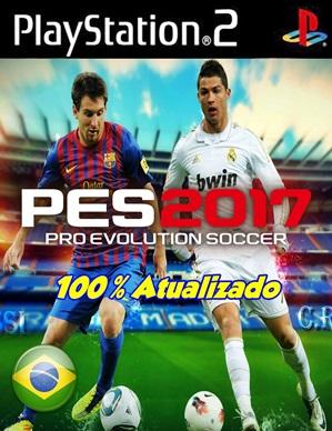 Download PRO EVOLUTION SOCCER 2017 (PS2) Gratis