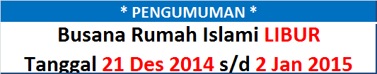 Trend Busana Muslim 2015 Murah Model Gamis Muslim Terbaru Idul Fitri Lebaran 2015