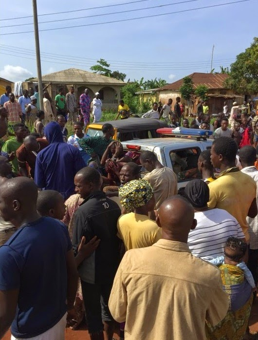 SHOCKING: How A Guy Was Almost Kidnapped Today For Rituals