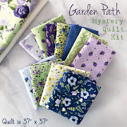 PATCH - Mystery Quilt - Garden Patch