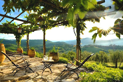 Tuscany budget vacation destination
