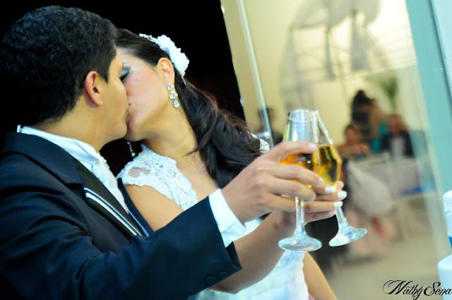 Casamento de Uálynna e Flávio