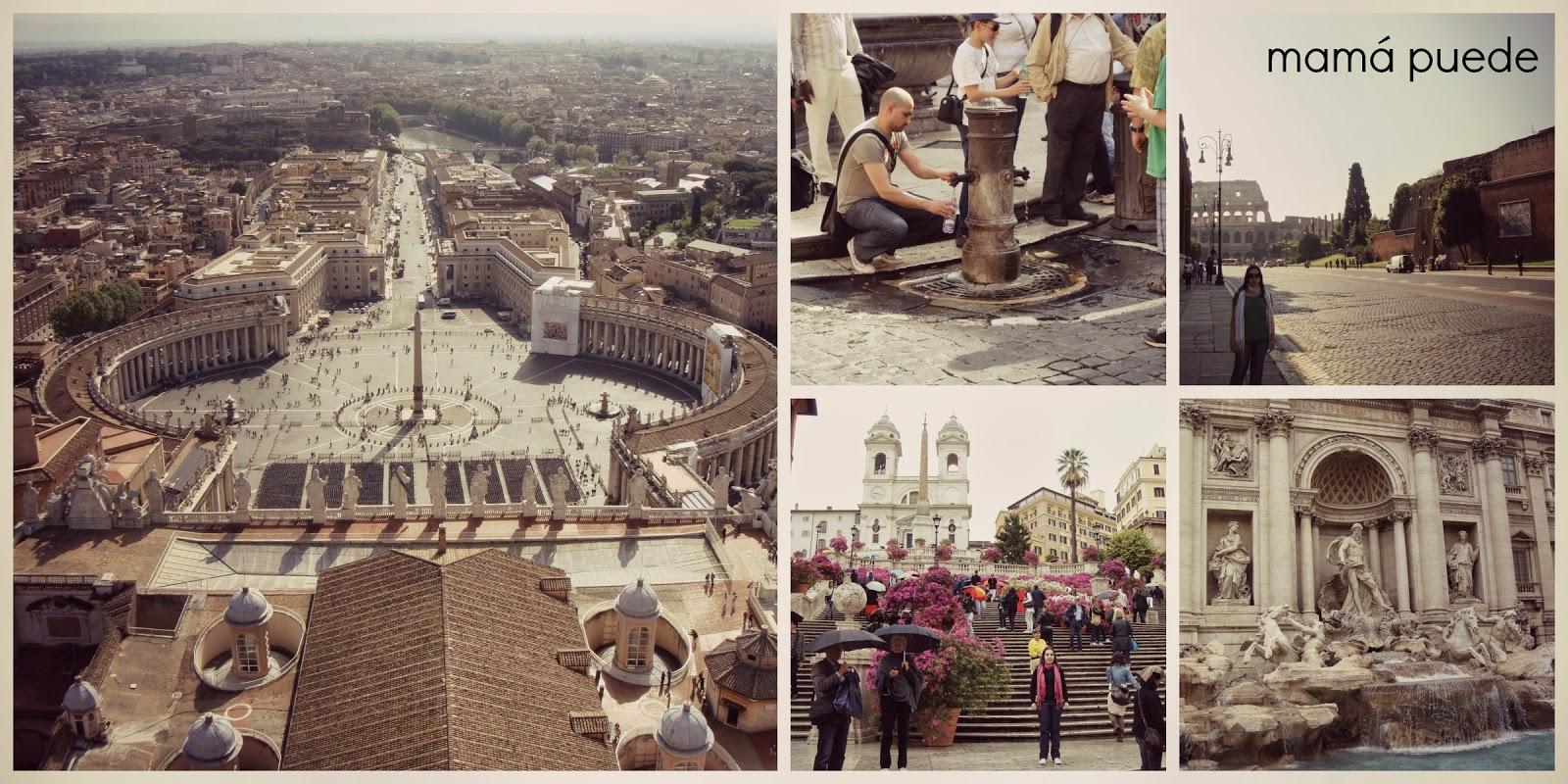 Collage Roma