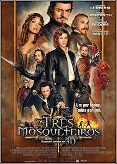 Filme Os Três Mosqueteiros