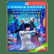 La vigilante del futuro: Ghost in the Shell (2017) 3D SBS 1080p Audio Dual Latino-Ingles
