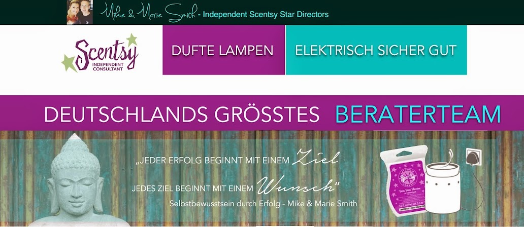 Dufte Lampen - Independent Scentsy Star Director
