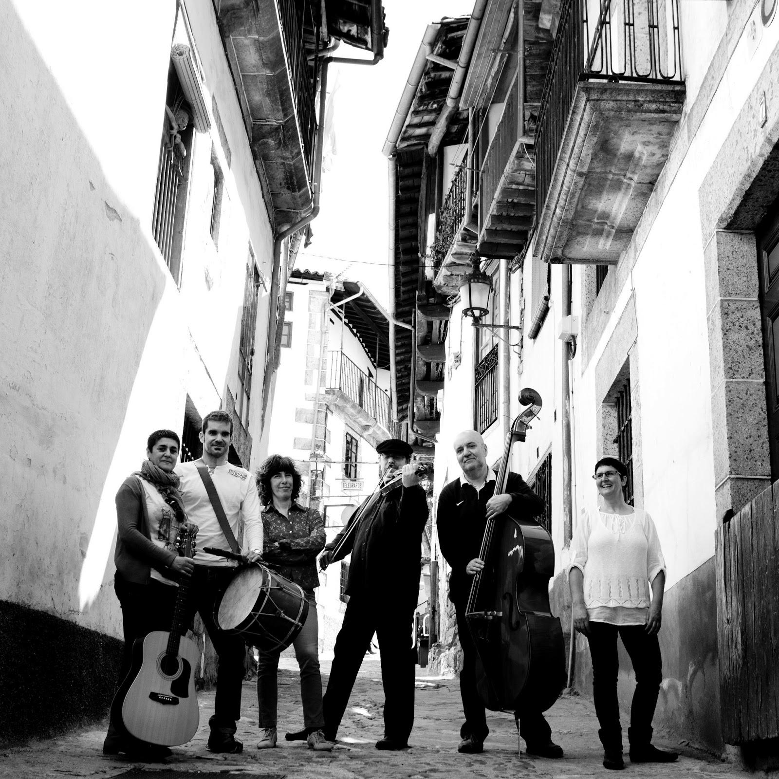 Grupo Velahí de Candelario Salamanca