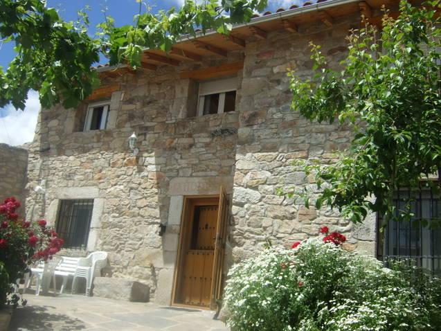 Casa rural cerca de zamora casa rural el ciruelo rojo villaseco del pan zamora - Casas rurales cerca de zamora ...