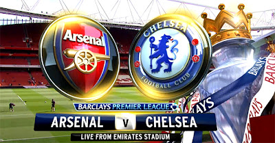 Preview: Arsenal vs Chelsea, Derby Menuju Puncak