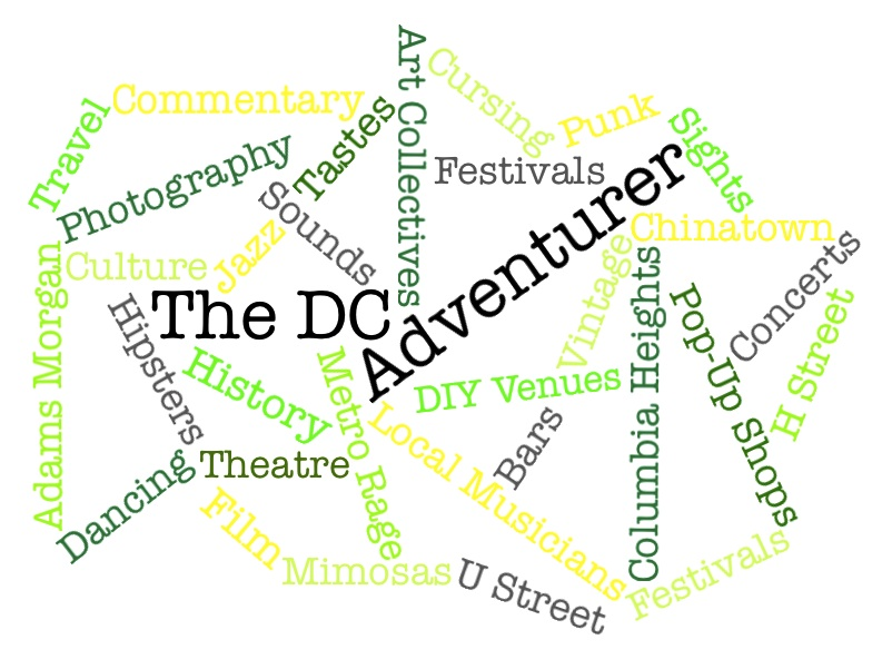 The DC Adventurer