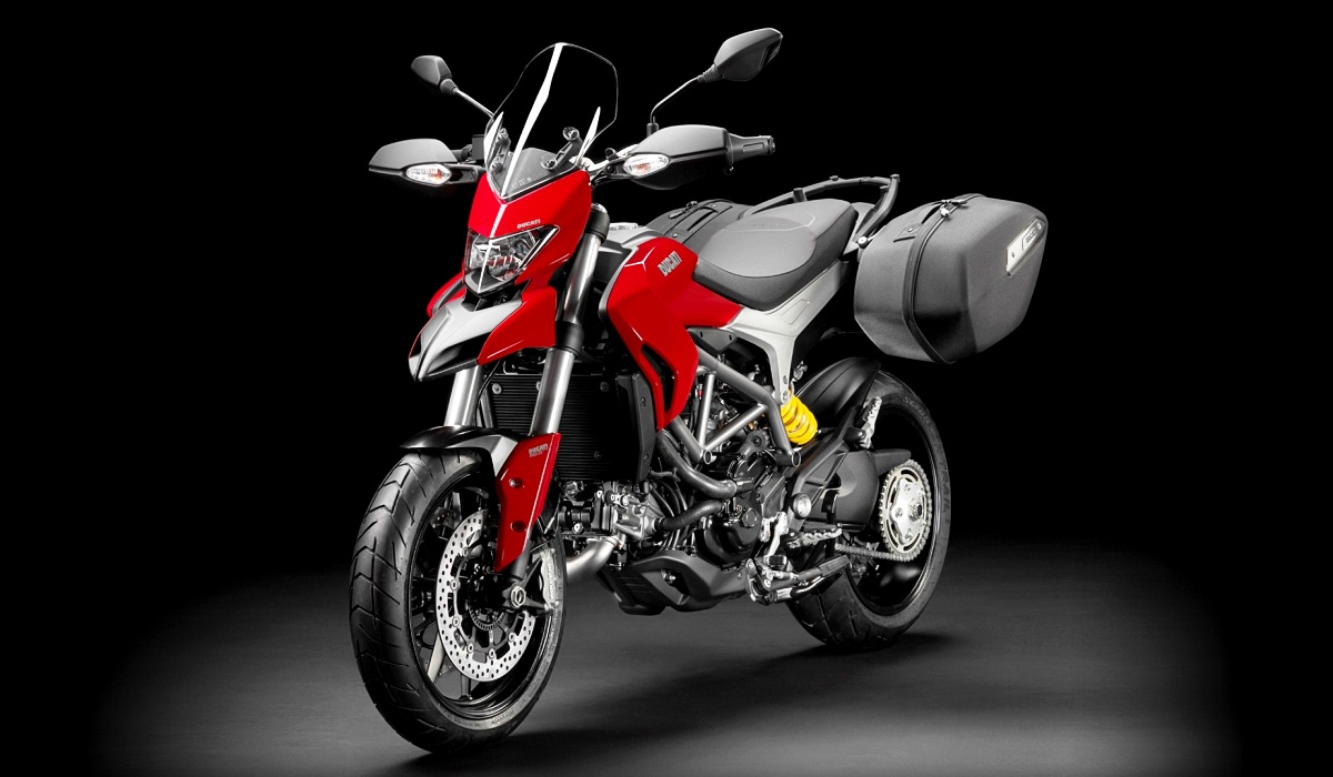 Ducati Hyperstrada. Majalah Otomotif Online