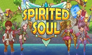 Screenshots of the Spirited Soul for Android tablet, phone.
