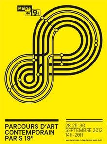 Parcours d'art contemporain Paris 19e