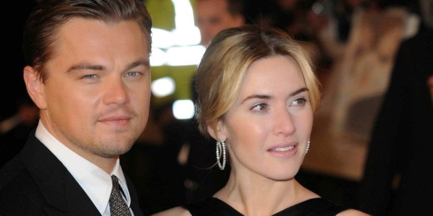Leonardo DiCaprio and Kate Winslet, it was never anything past
