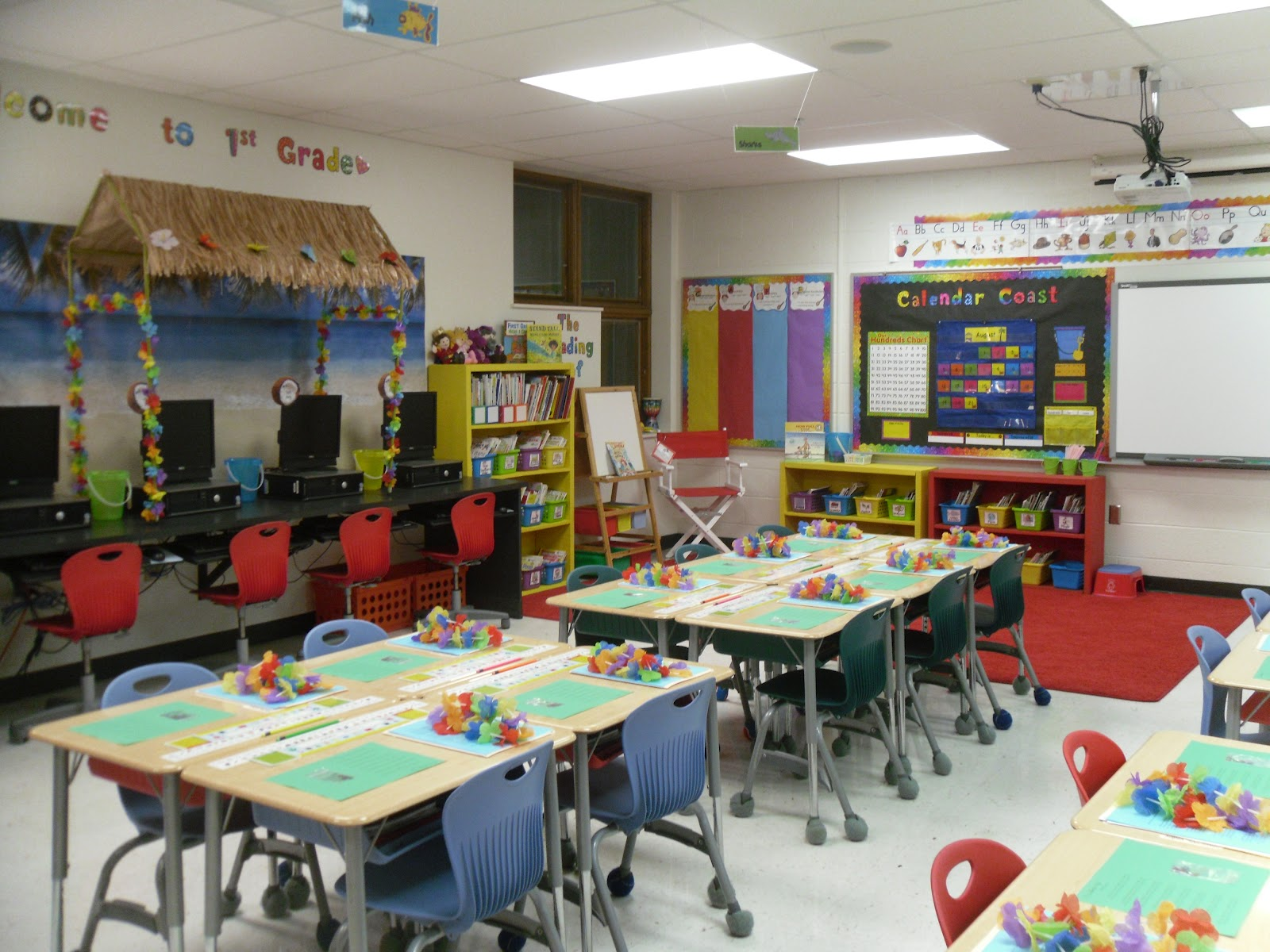 Innovative First Grade Classroom ~ My  first grade classroom miss decarbo