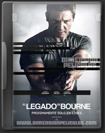 The Bourne Legacy (BRRip HD Español Latino) (2012)