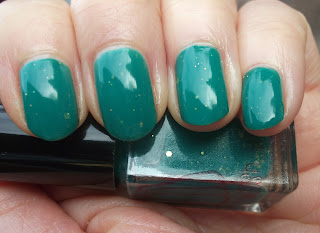 Nelly Polish Jonah's Green
