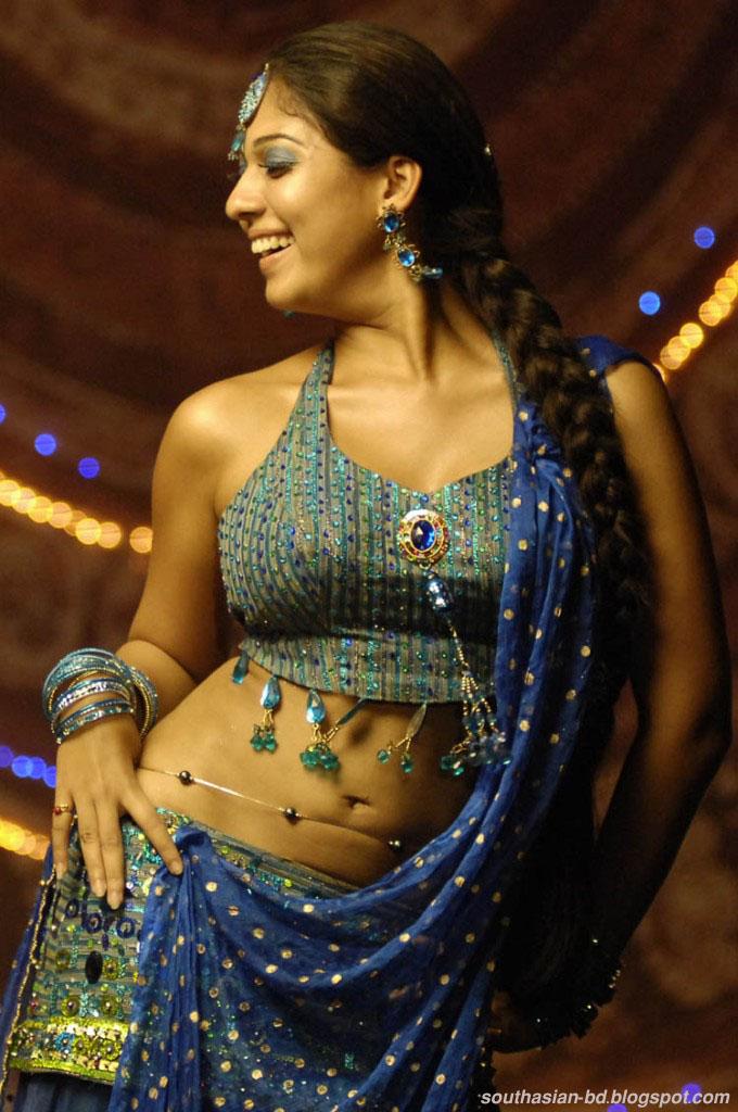 Nayantara In Super Kannada Movie Hot Navel Show Photos Pics hot photos