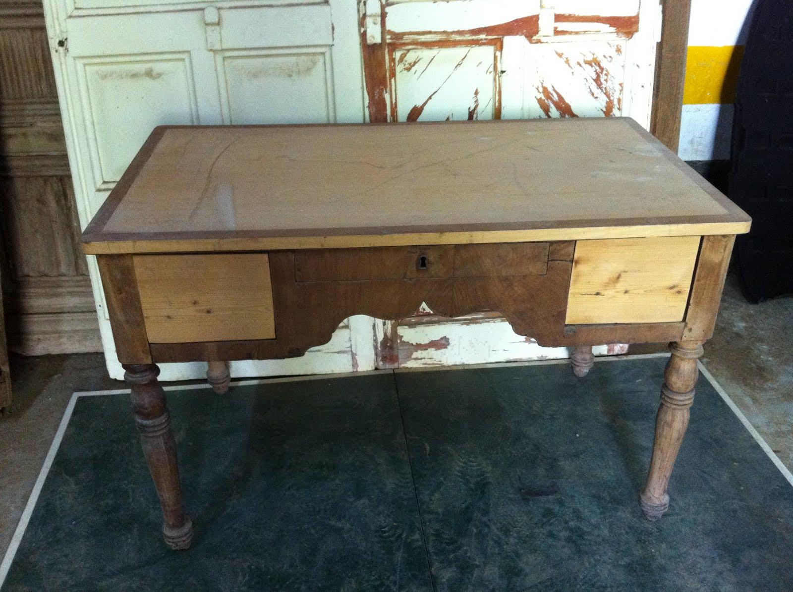 Decoraci n vintage antiguitats baraturantic mesa de cocina - Mesas cocina vintage ...