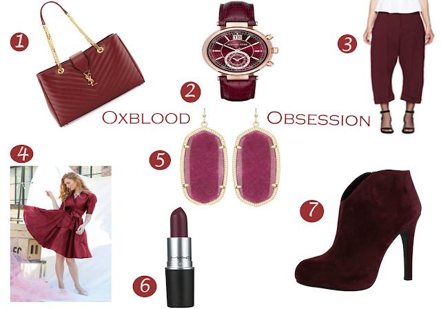 deep red, burgundy, lawyer fashion, oxblood blog post, Mac Rebel, Kendra Scott, law blog