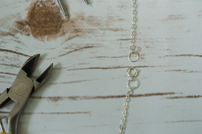 DIY DOUBLE ROPE NECKLACE