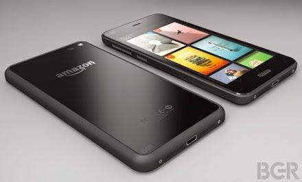 nouveau smartphone de Amazon images