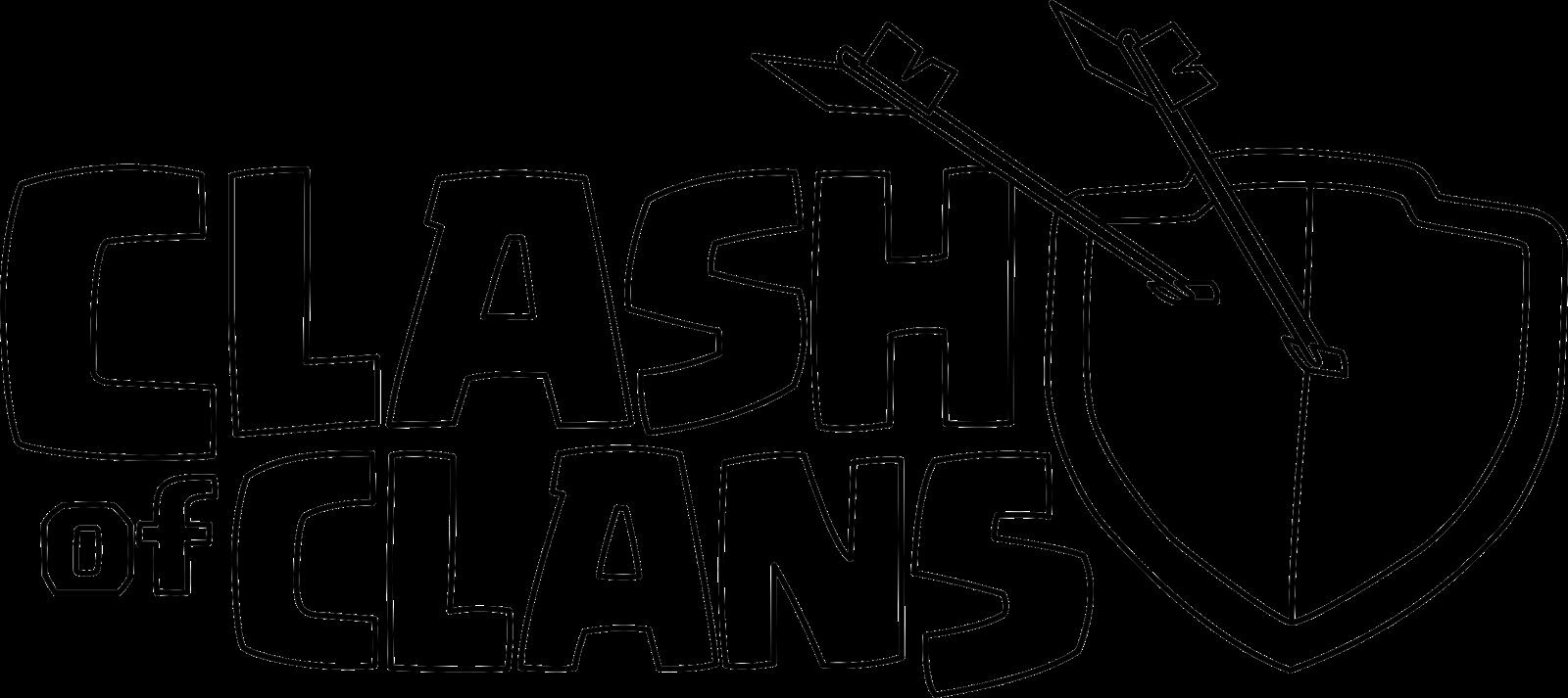 Clash Of Clans Logo Transparent