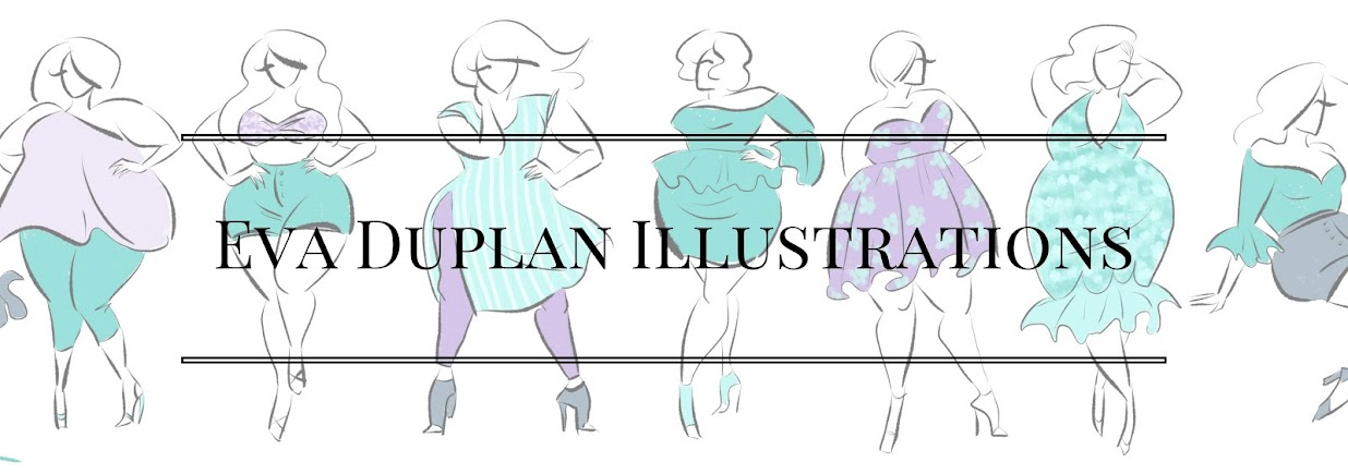 Eva Duplan Illustrations