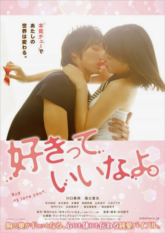 Say I love you (2014) Subtitle Indonesia
