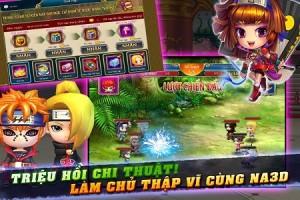 Game ND 3D Triệu Hồi Cửu Vĩ