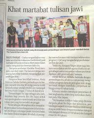 Sinar Harian 30 Januari 2013