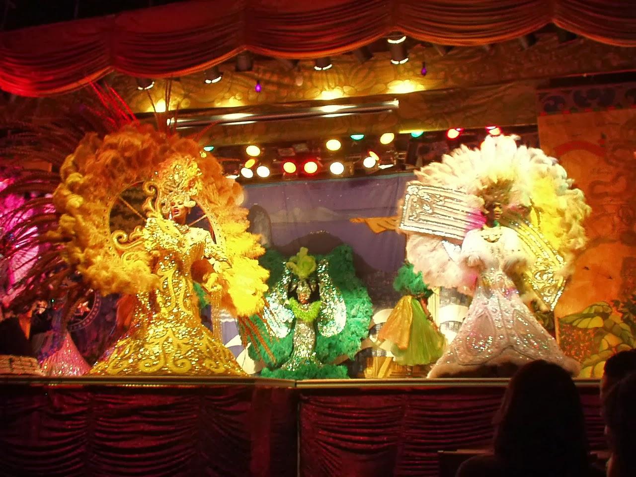 Noite no Rio - Plataforma Show