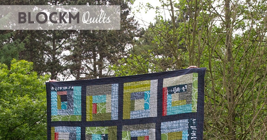 Head over heels for Bloggers' Quilt Festival