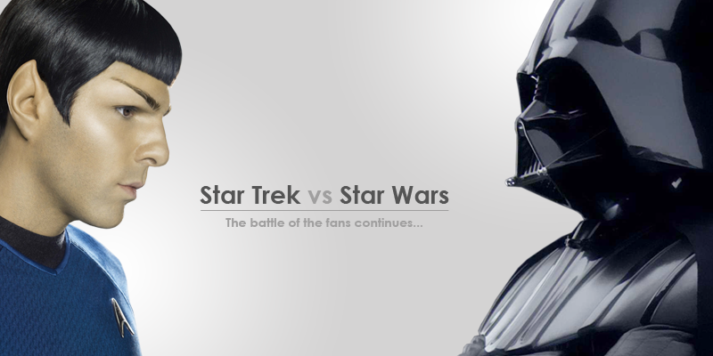 Spock/Vader
