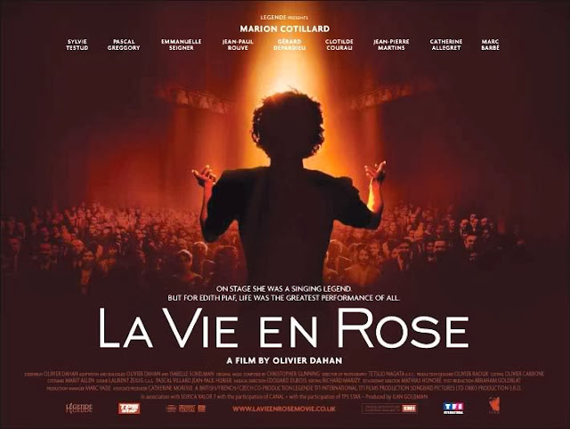 Frases de la película La Vida en Rosa