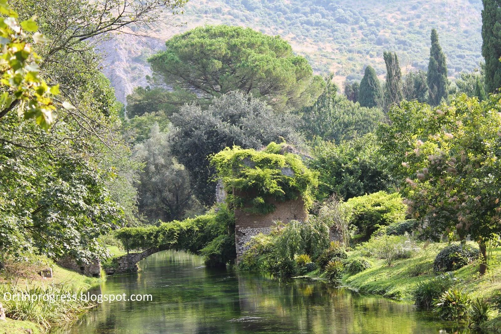 Clicca l'immagine per Visitare giardini - Ninfa