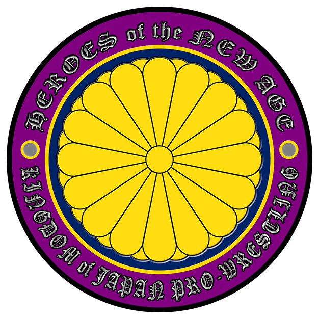 王国日本プロレスリング // KINGDOM of JAPAN PRO-WRESTLING