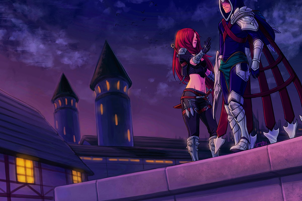 talon league of legends wallpaper talon desktop wallpaper cool