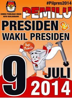 pemilu presiden dan wakil presiden 2014